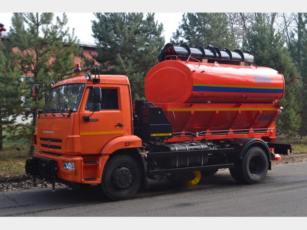 Комбинированная машина КО-806