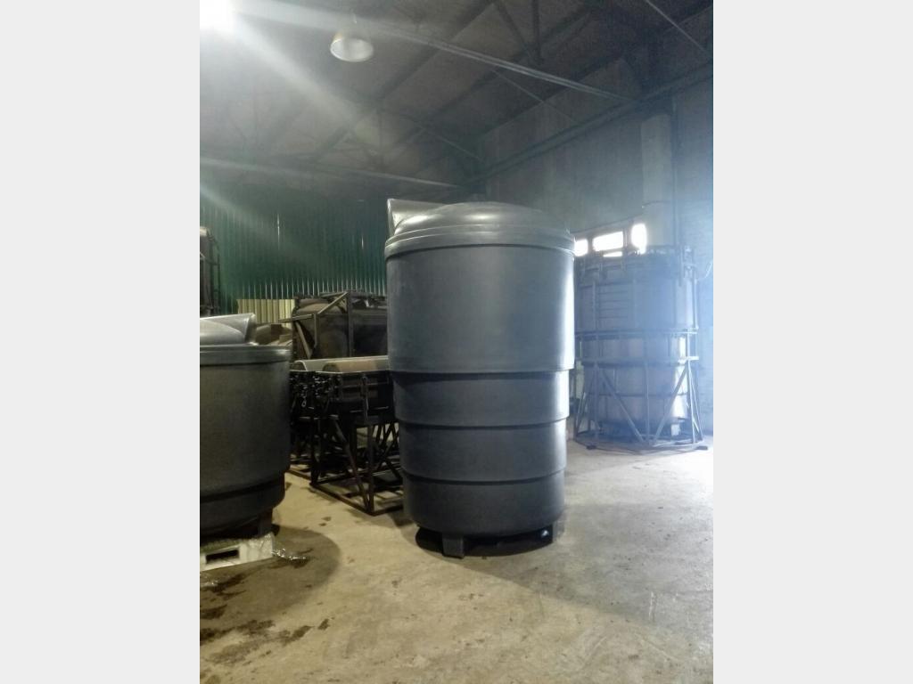 Заглубленный контейнер для мусора ЭКО-5000