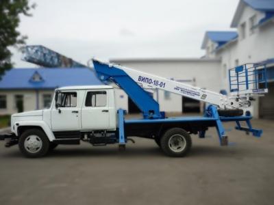 Автогидроподъемник ВИПО-18 ГАЗ 3309