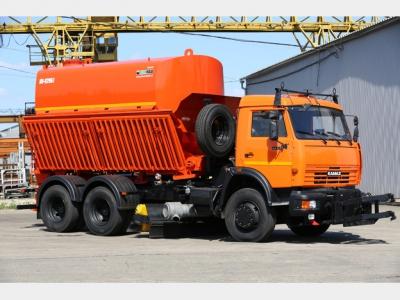 Комбинированная дорожная машина КО-829Б1